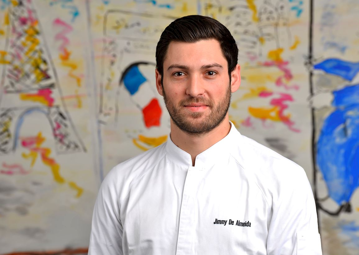 Chef Jimmy De Almeida